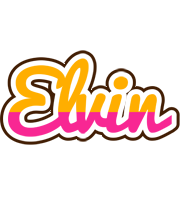 Elvin smoothie logo