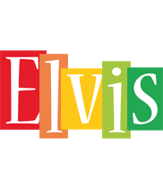 Elvis colors logo