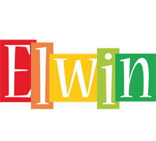 Elwin colors logo