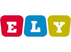 Ely kiddo logo