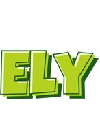 Ely summer logo