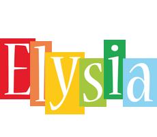Elysia colors logo