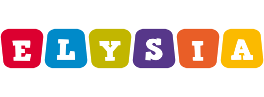 Elysia kiddo logo