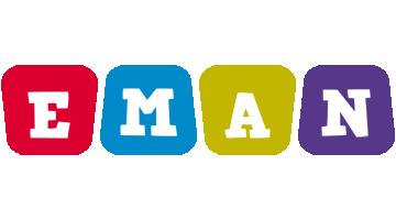 Eman kiddo logo
