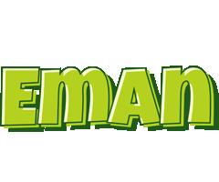Eman summer logo