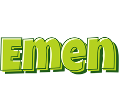 Emen summer logo