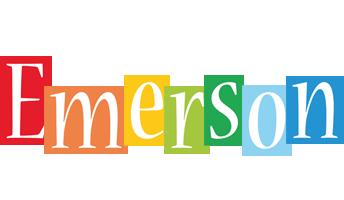 Emerson colors logo