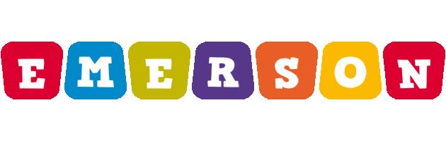 Emerson kiddo logo
