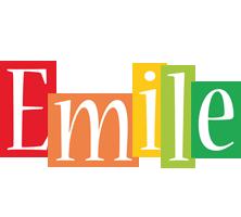 Emile colors logo