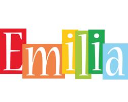 Emilia colors logo