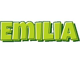 Emilia summer logo