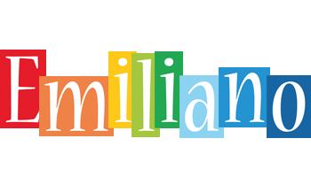 Emiliano colors logo