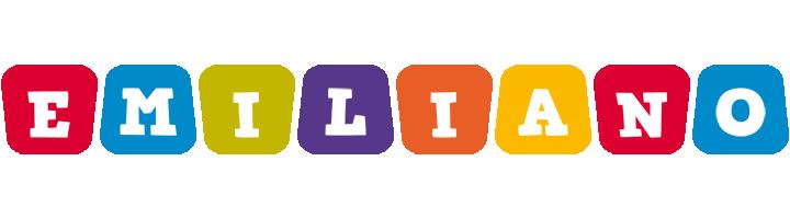 Emiliano kiddo logo