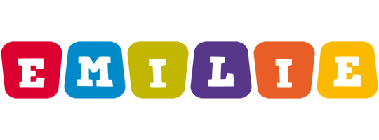 Emilie kiddo logo