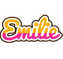 Emilie smoothie logo