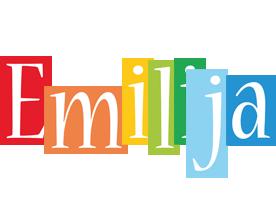 Emilija colors logo