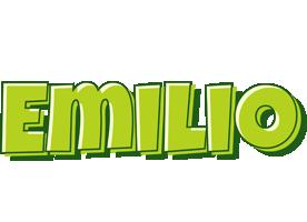 Emilio summer logo