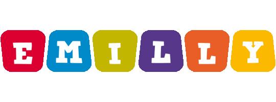 Emilly kiddo logo