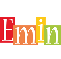 Emin colors logo