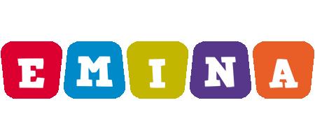 Emina kiddo logo