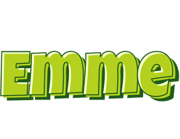 Emme summer logo