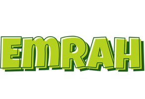 Emrah summer logo