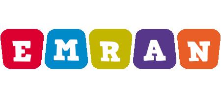 Emran kiddo logo