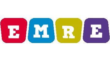Emre kiddo logo