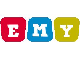 Emy kiddo logo