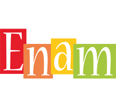 Enam colors logo