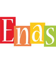 Enas colors logo