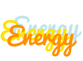 ENERGY logo effect. Colorful text effects in various flavors. Customize your own text here: http://www.textGiraffe.com/logos/energy/