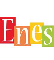 Enes colors logo