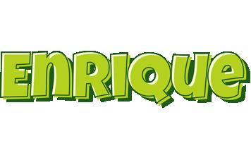 Enrique summer logo