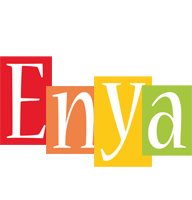 Enya colors logo