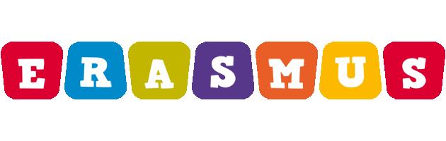 Erasmus kiddo logo
