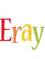 Eray birthday logo
