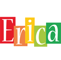 Erica colors logo