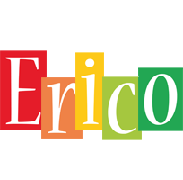 Erico colors logo