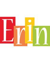 Erin colors logo