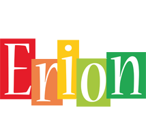 Erion colors logo
