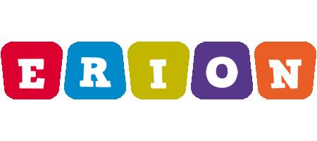 Erion kiddo logo
