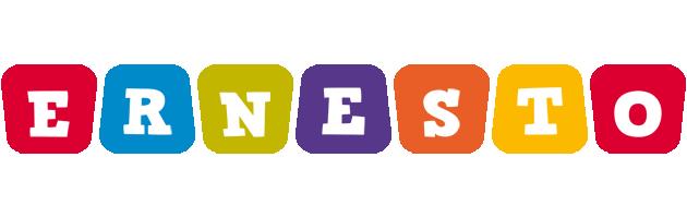 Ernesto kiddo logo