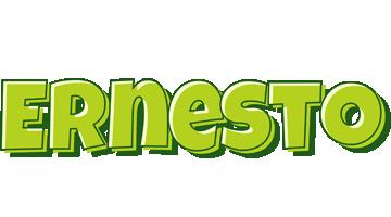 Ernesto summer logo