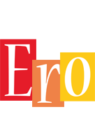Ero colors logo