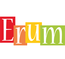 Erum colors logo