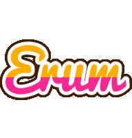 Erum smoothie logo