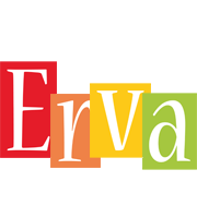 Erva colors logo