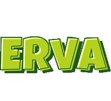 Erva summer logo