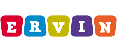 Ervin kiddo logo